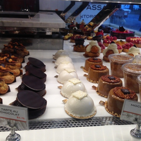dessert, maison kayser, new york city, manhattan, upper west side