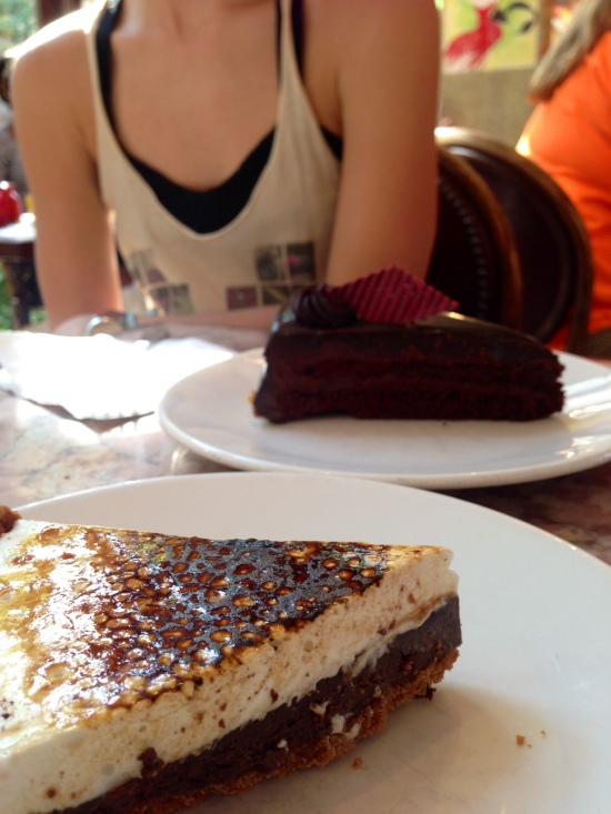 dessert, cafe lalo, new york city, manhattan, upper west side