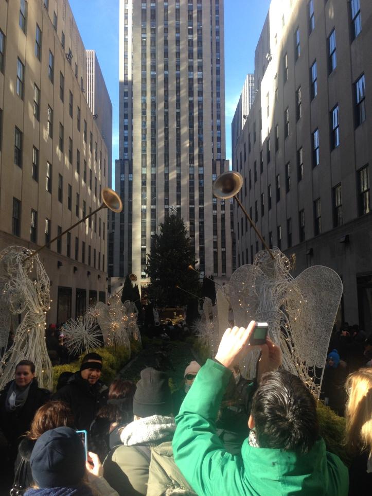 Rockefeller Tree 2014