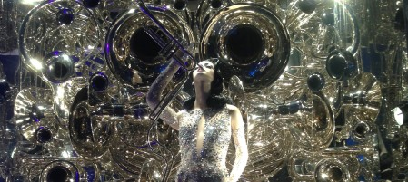Bergdorf holiday windows
