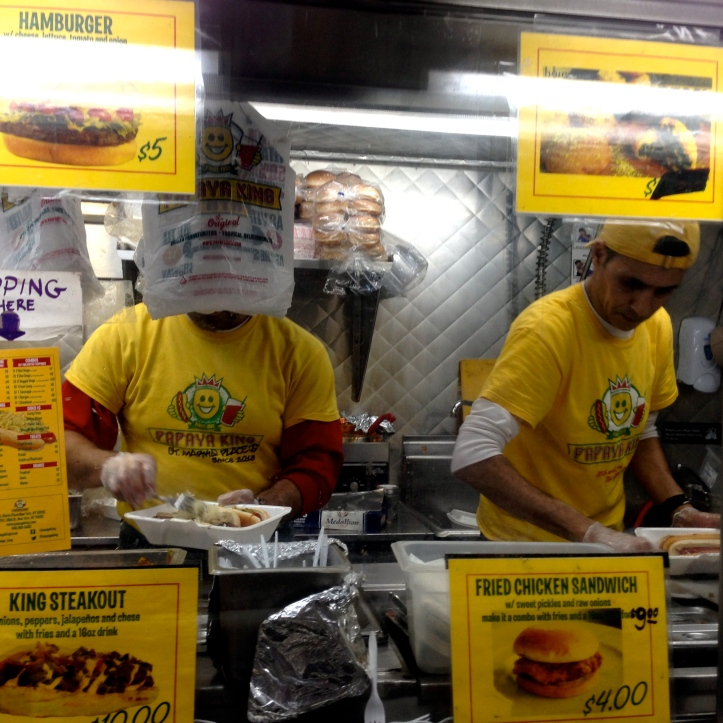 Papaya King, food truck