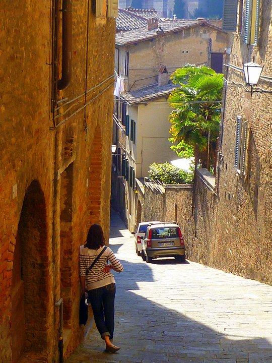 Mary in Italy