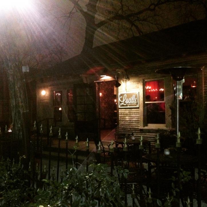 Lucille's bar