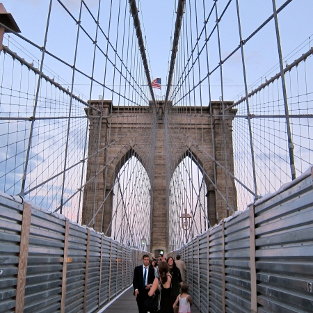 bk bridge walk