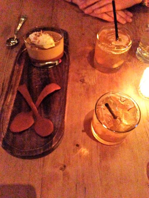 beauty & essex dessert