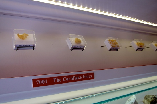 cornflake index
