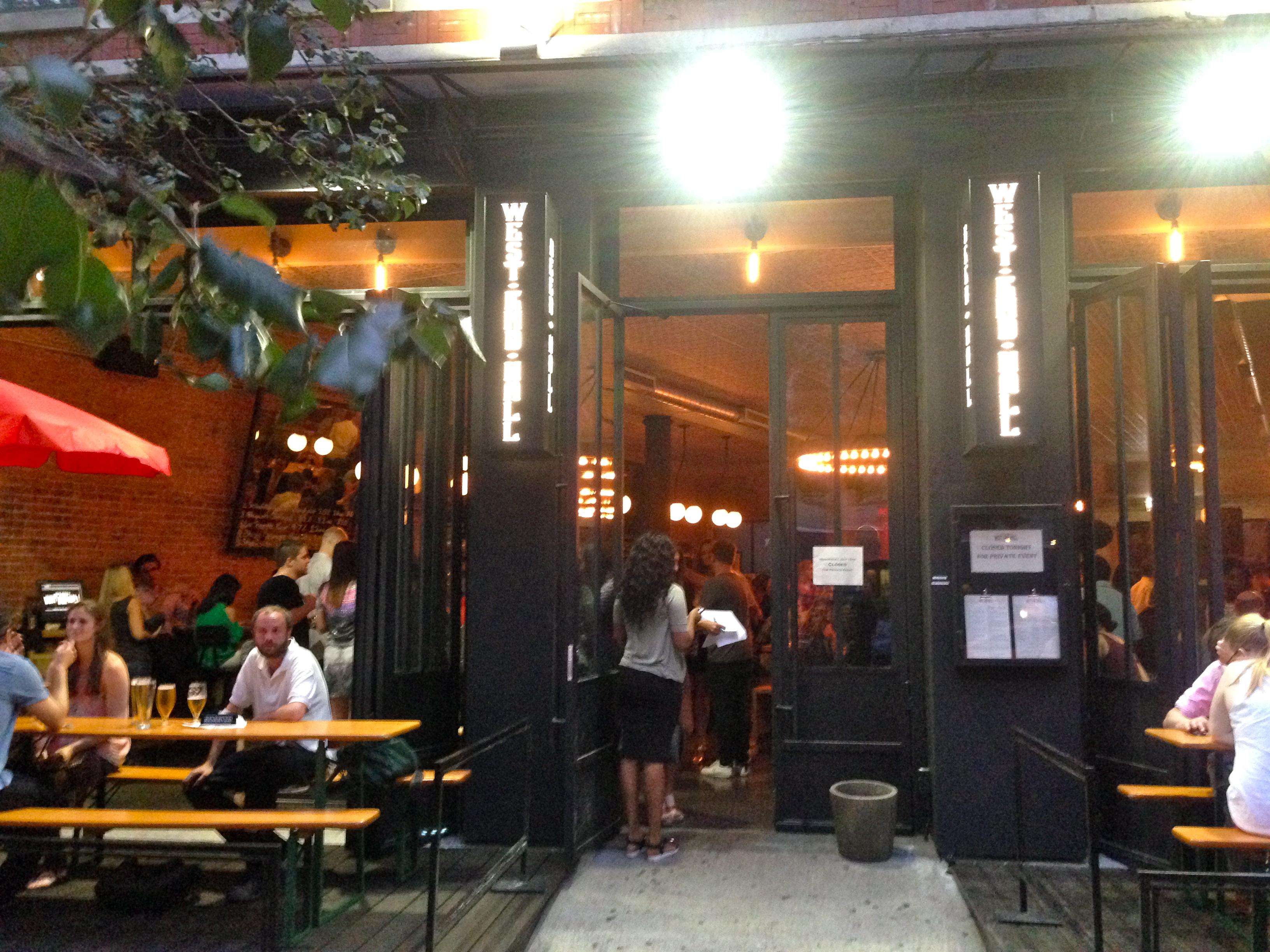 Upper West Side Beer Garden Alert! – Mary in Manhattan