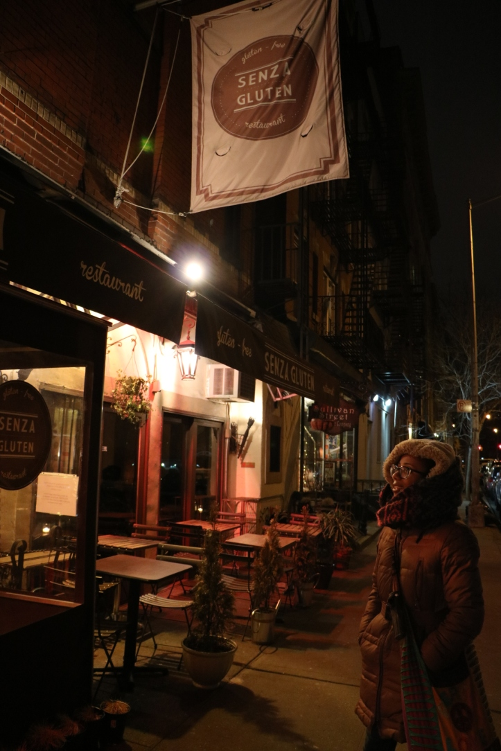 west village dining