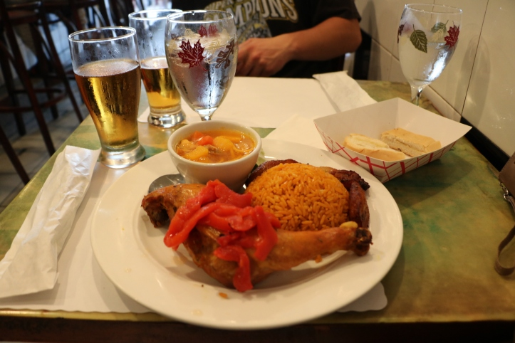 arroz con pollo miami