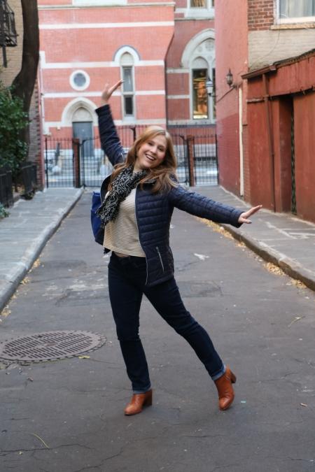 dancing in new york
