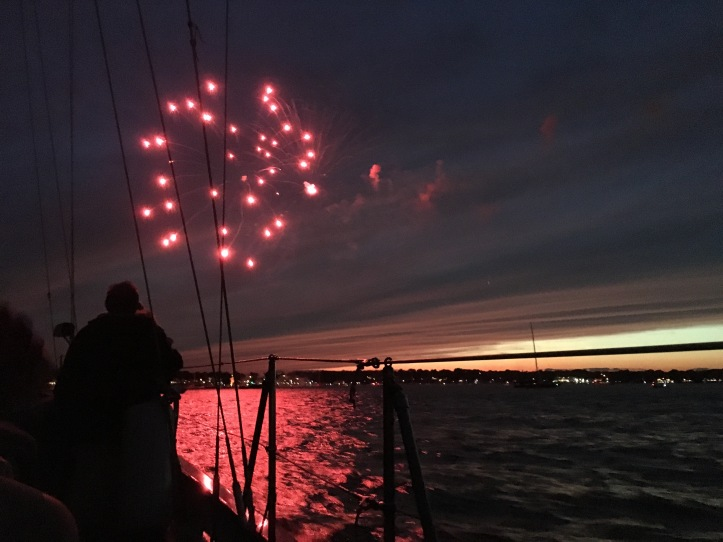 fireworks newport