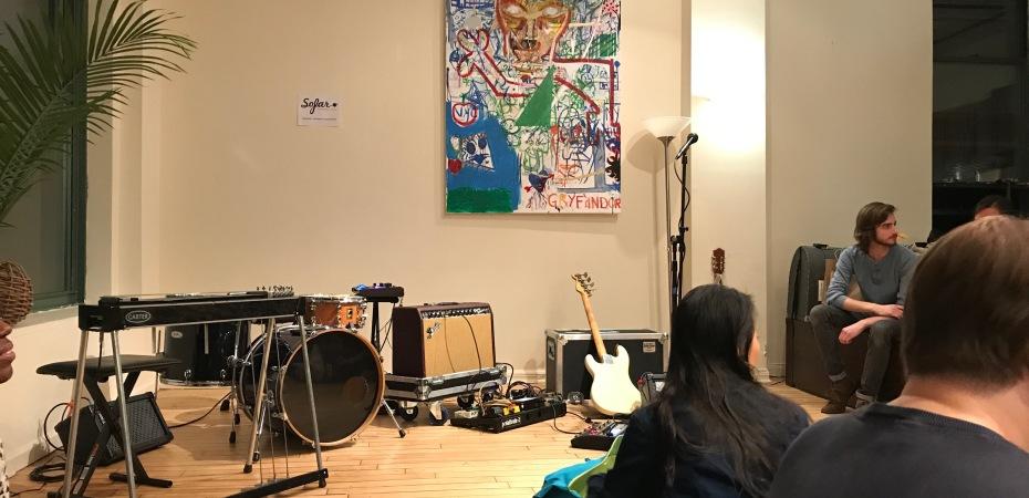 secret concert nyc