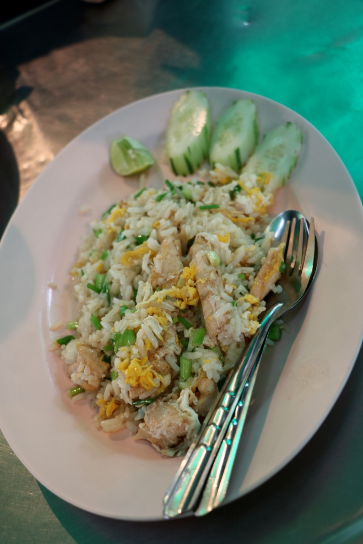 chicken fried rice bangkok