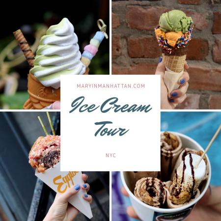 ice cream new york city