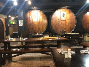 Cider house Spain