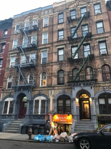 East village brownstone