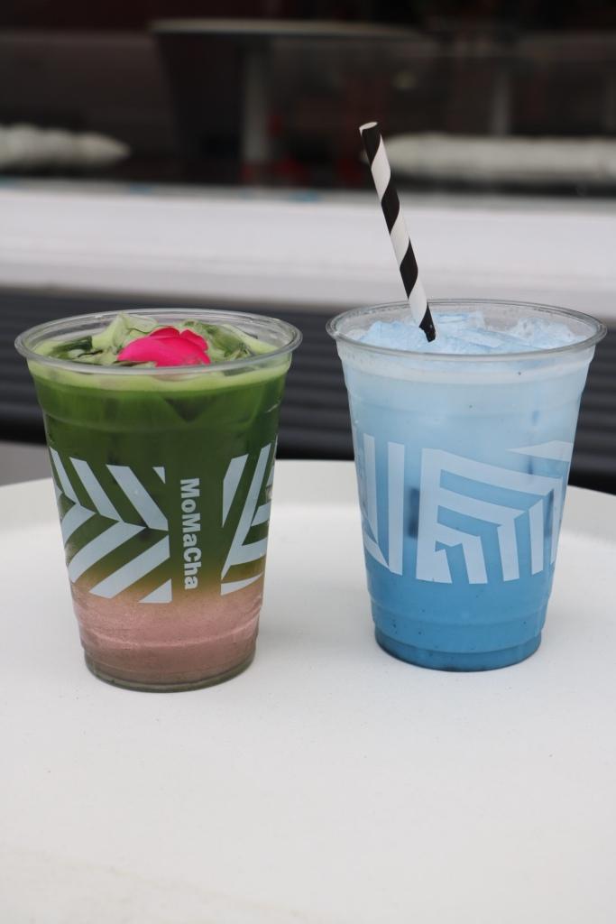Momacha drinks
