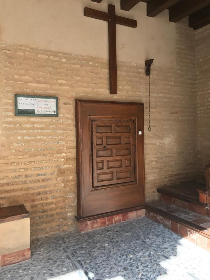 Monastery in Spain
