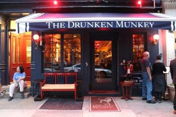 drunken munkey west village