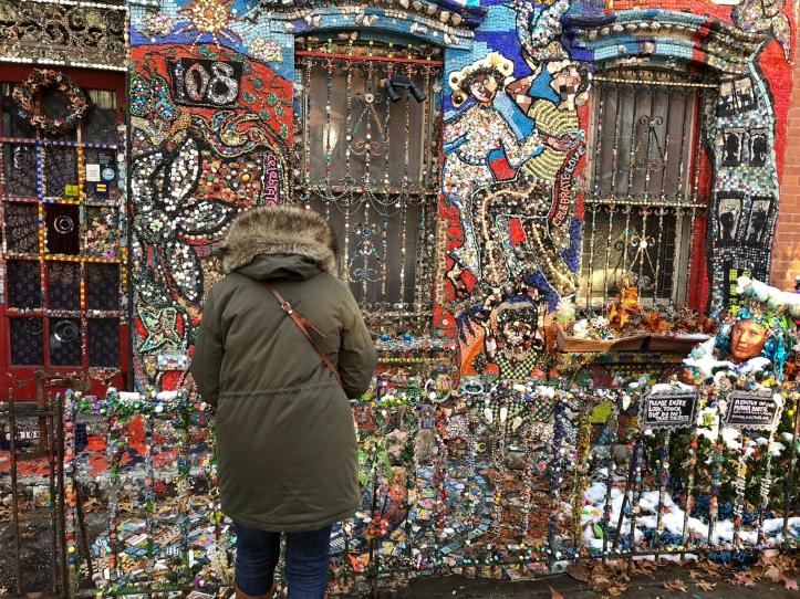 Brooklyn mosaics