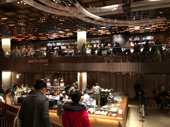 Starbucks reserve nyc