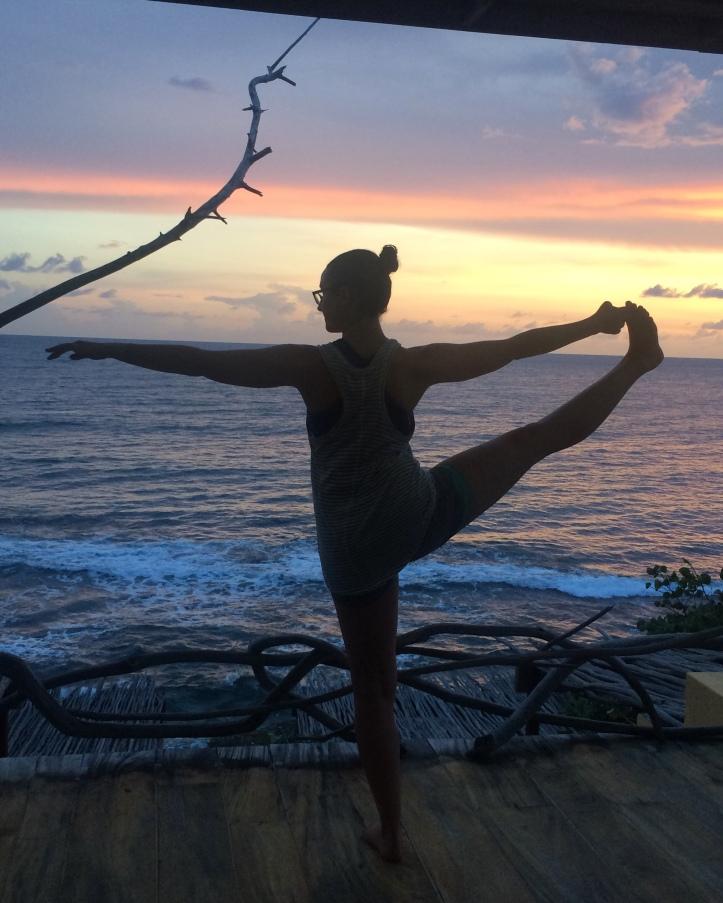 Jakes treasure Beach yoga